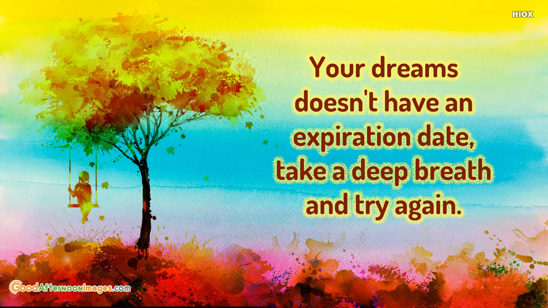 Your Dreams Doesn
