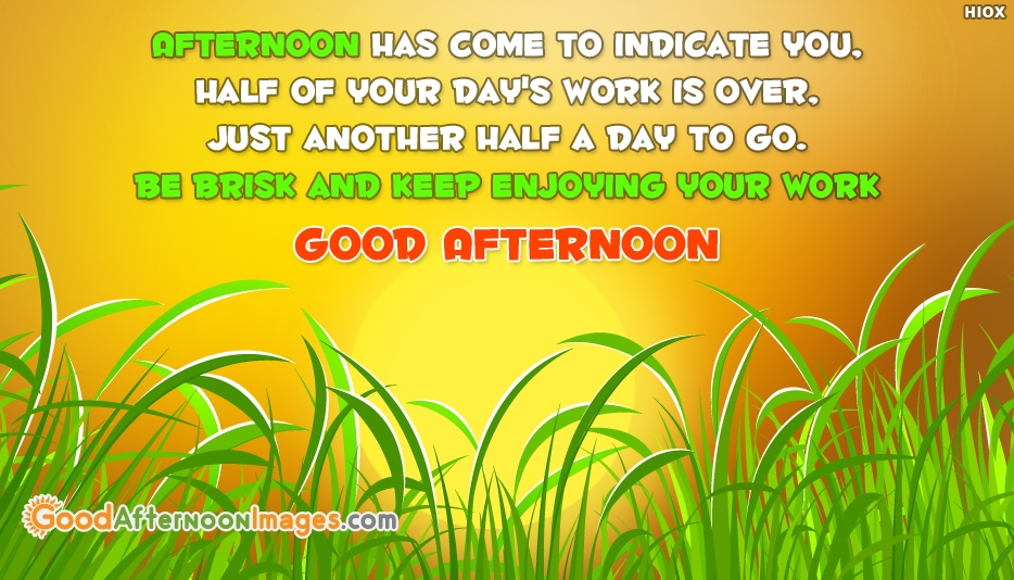 good afternoon friends essay The important qualities of friends print reference this published: 23rd march, 2015 disclaimer: this essay has been submitted by a student.