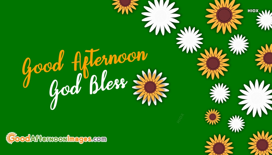 good afternoon greetings images