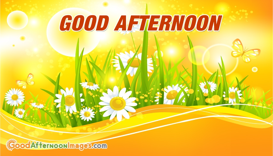 Good Afternoon Greeting - Good Afternoon Images for Facebook