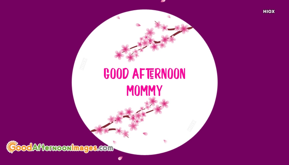 Afternoon Images for Mother