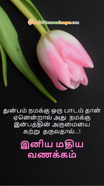 Good Afternoon Tamil Quotes