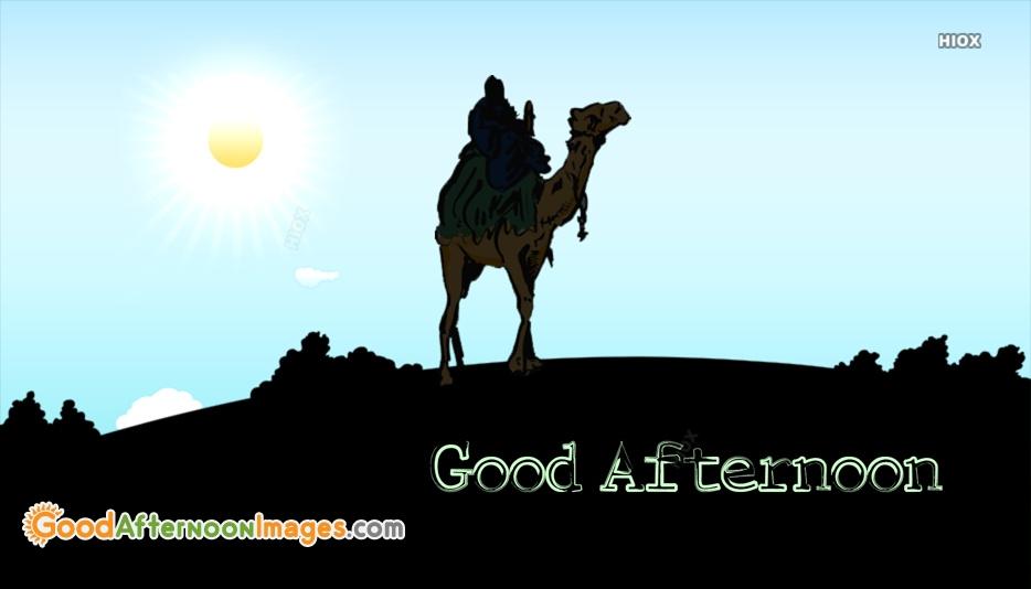 Good Afternoon Trip