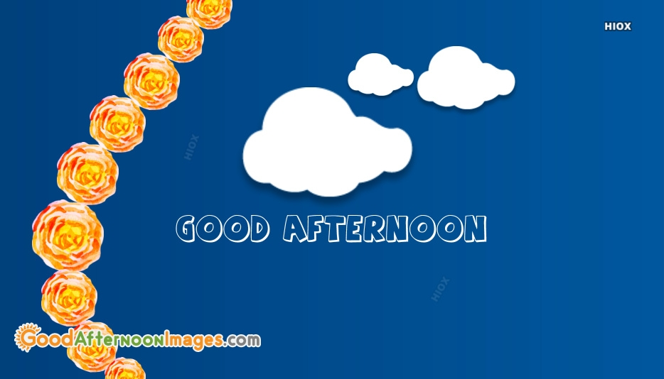 Good Afternoon Whatsapp Status