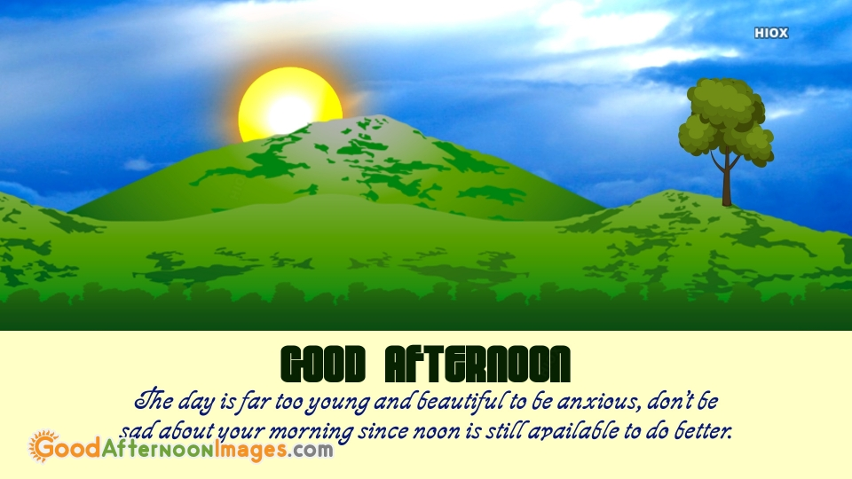 Good Afternoon Wishes To Lover