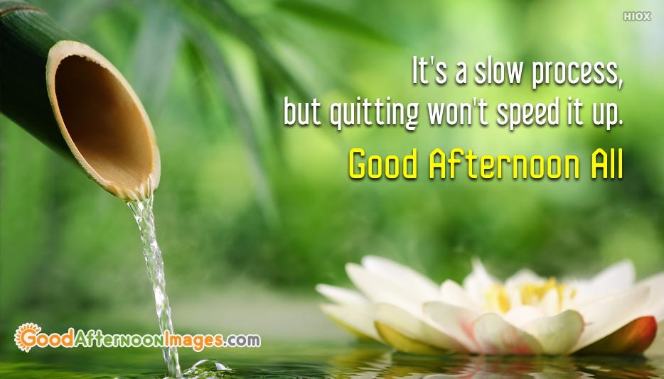 Inspirational Good Afternoon Wishes Images