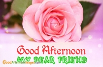 Good Afternoon My Heart Greeting