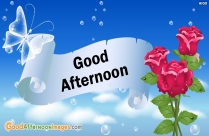 Good Afternoon Greetings Image For Wife