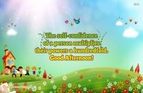 Good Afternoon Everyone Greeting