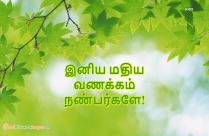 Tamil Good Afternoon Quotes For Friends