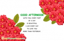You Are Special To Me Quotes With Afternoon Wishes