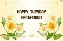 Good Afternoon Tuesday Images