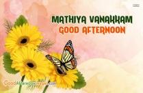 Mathiya Vanakkam Good Afternoon  Photos